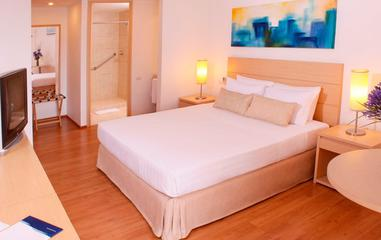 Rooms ESTELAR Blue Hotel Medellin
