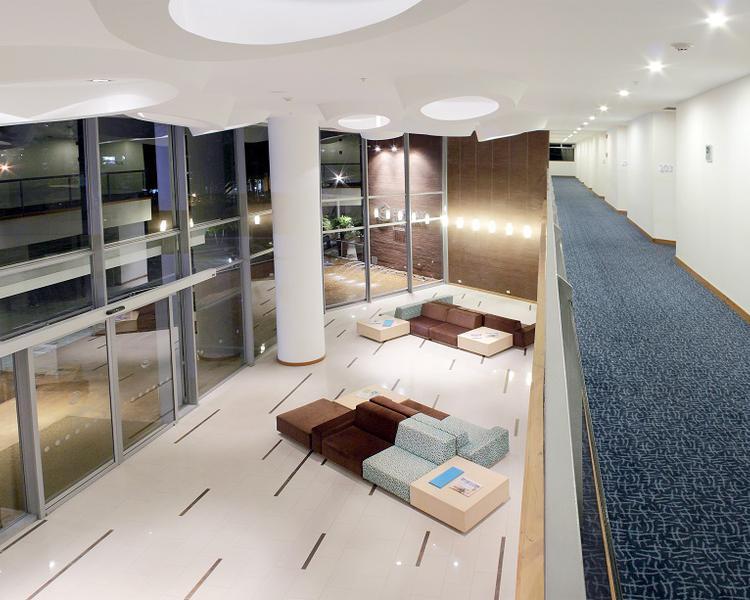 Lobby ESTELAR Blue Hotel Medellin