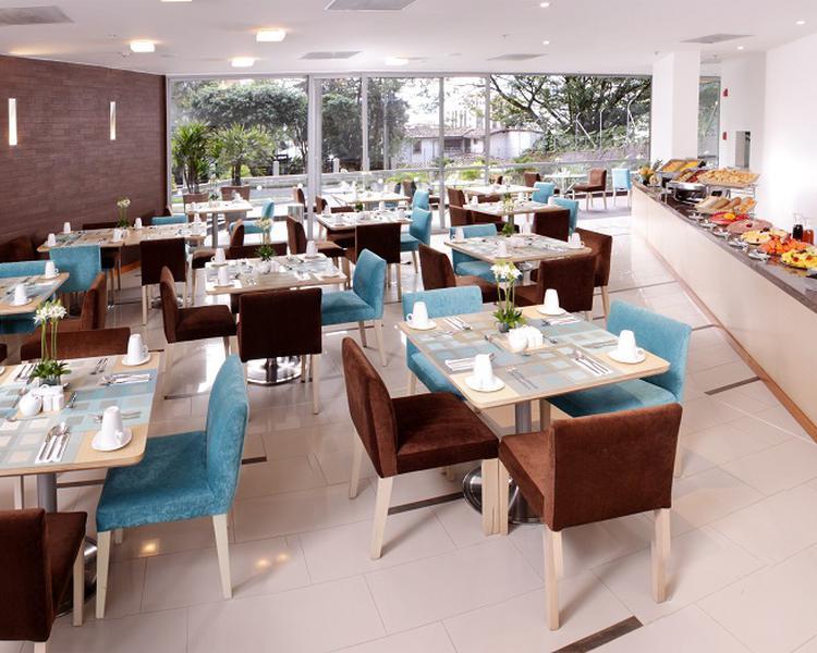 Restaurant ESTELAR Blue Hotel Medellin